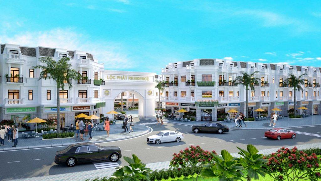 Lộc Phát Residence Bình Dương