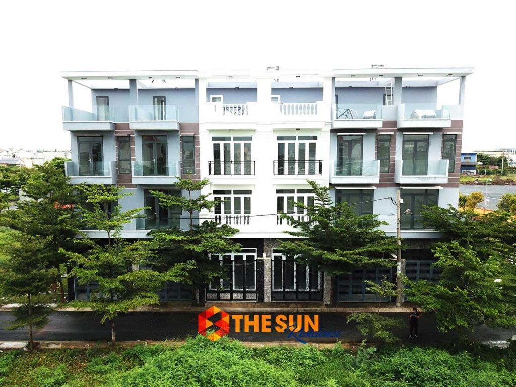 Nhà thực tế tại dự án The Sun Residence Nhà Bè 02