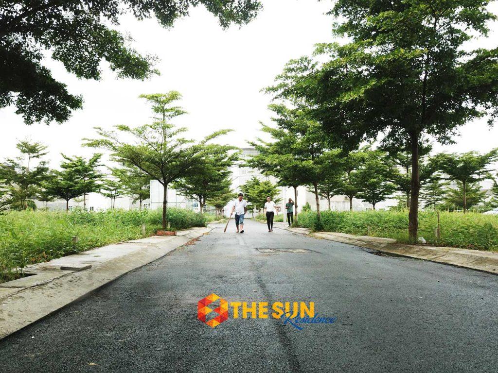 Nhà thực tế tại dự án The Sun Residence Nhà Bè 05