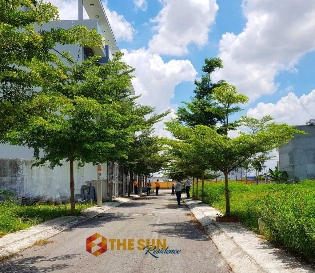 Nhà thực tế tại dự án The Sun Residence Nhà Bè 09