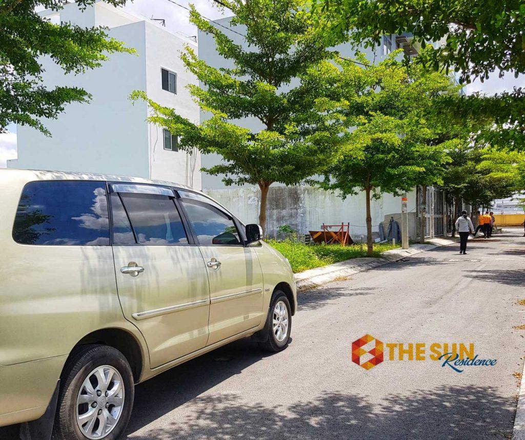Nhà thực tế tại dự án The Sun Residence Nhà Bè 11