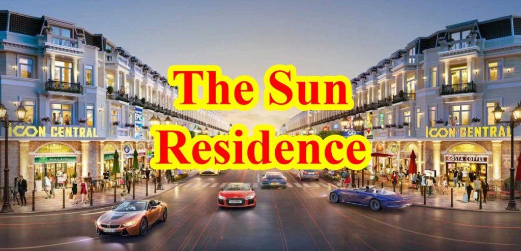 Phối cảnh dự án the Sun Residence
