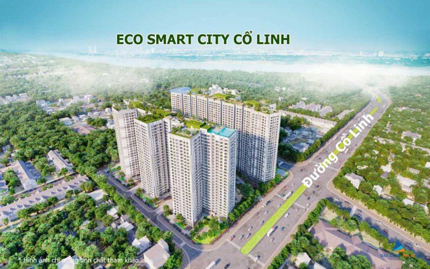 Phối cảnh dự án Eco Smart City Cổ Linh