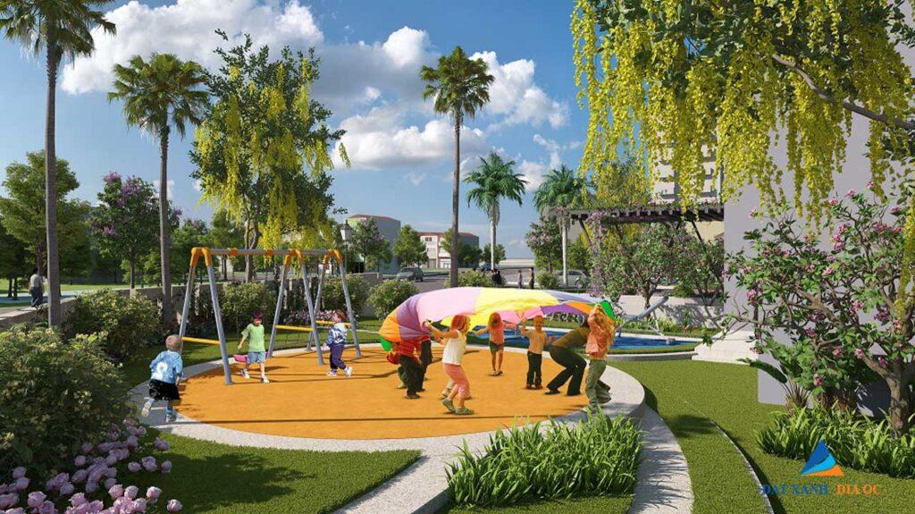 Khu vui chơi trẻ em - Dự án Eco Smart City Cổ Linh